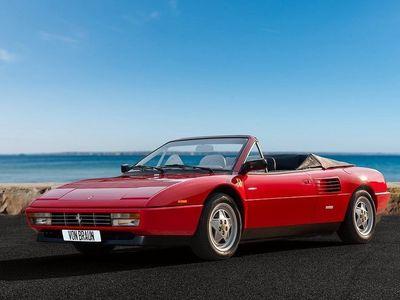 begagnad Ferrari Mondial T Convertible