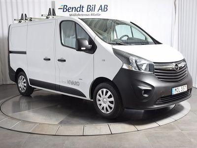 brugt Opel Vivaro L1H1 / 115hk CDTi / Premium -15