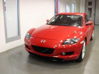 begagnad Mazda RX8 wankel.