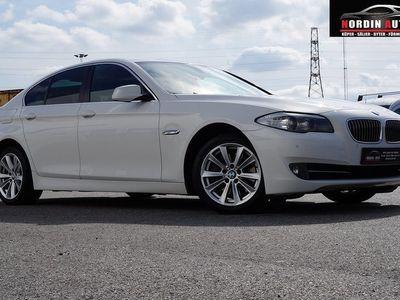 begagnad BMW 520 d Steptronic 184hk DRAG #FULLSERVAD# -12
