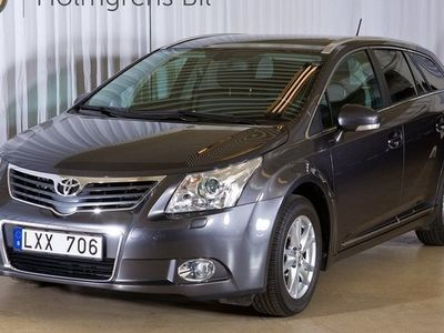 begagnad Toyota Avensis 1.8 Kombi 2011, Kombi 144 900 kr