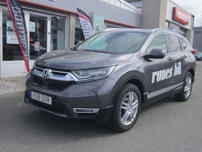 begagnad Honda CR-V 1.5 AWD CVT Executive Euro 6 193hk