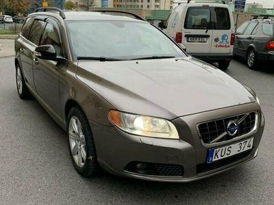 begagnad Volvo V70 D3 Geartronic Momentum