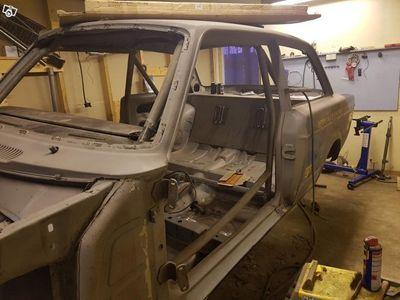 begagnad Volvo 142 Rally projekt