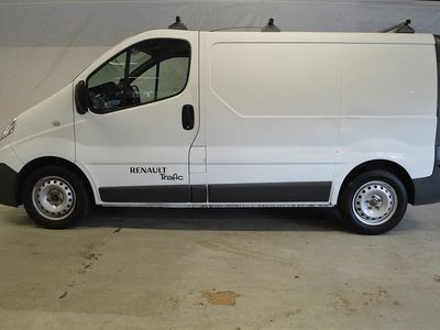 begagnad Renault Traffic 2,0 dCi / 90 HK / NYBES / 1 Ägare