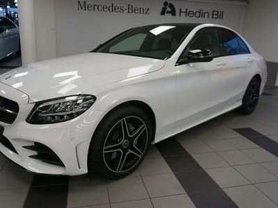 begagnad Mercedes C200 sedan fleet