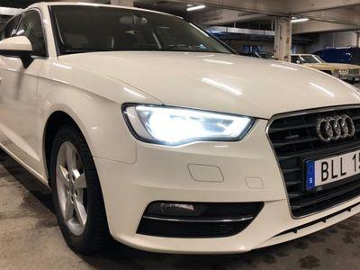 begagnad Audi A3 Sportback quattro Sport -14