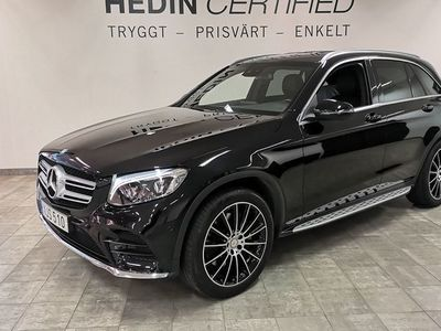 used Mercedes GLC220 d 4MATIC // 1 Ägare // AMG Line
