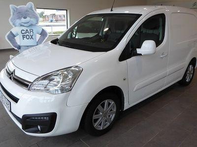 begagnad Citroën Berlingo 1,6 BlueHDi ETG6 2016, Transportbil 99 000 kr