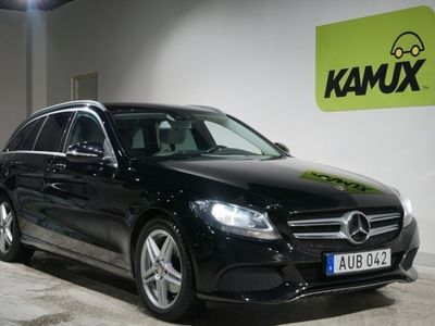 begagnad Mercedes 220 C-KLASSBlueTEC 170hk Elbaklucka Drag