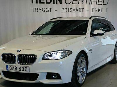 begagnad BMW 520 D xDrive (190hk) M - Sport / Drag / Navi