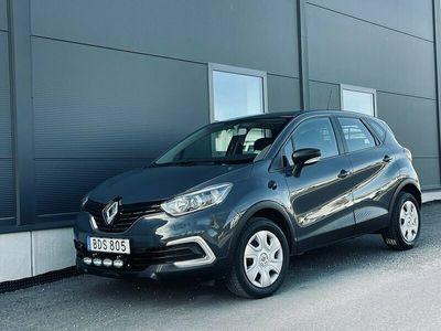 begagnad Renault Captur 0.9 TCe Euro 6 90hk/Motorvärmare/Lågmil