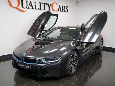 begagnad BMW i8 Hybrid/ Head-Up/ H&K