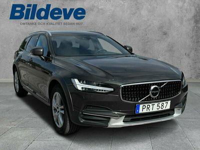 begagnad Volvo V90 D4 AWD SE