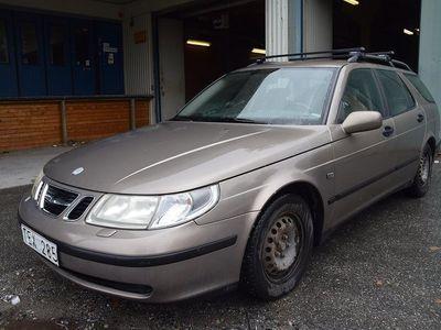 gebraucht Saab 9-5 2.0T SportCombi 17000Mil NYBES