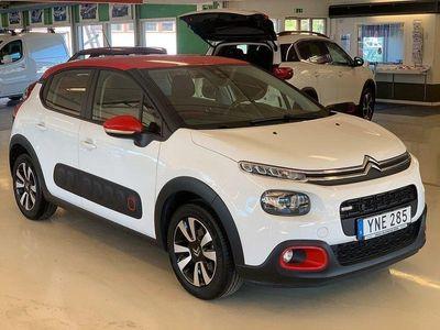begagnad Citroën C3 1.2 PureTech 82 FEEL