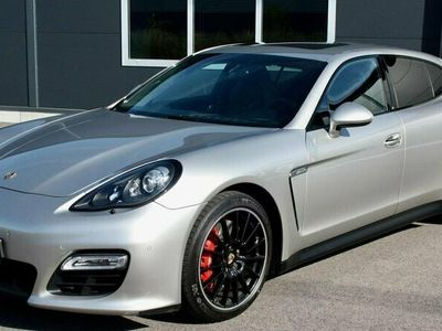 begagnad Porsche Panamera GTS 4.8 V8 4 PDK 430hk 2790: