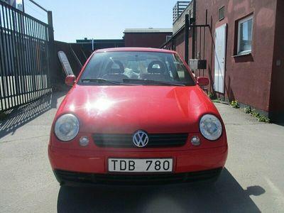 begagnad VW Lupo 1.4 Comfort 2002, Halvkombi Pris 14 900 kr