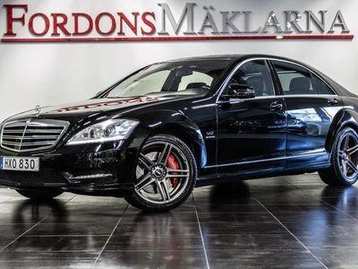 begagnad Mercedes S600L L BenzAMG DESIGNO V12 2011, Sedan 399 900 kr