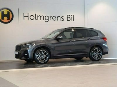 begagnad BMW X1 xDrive25e M Sport Navi Drag Backkamera Rattvärme 19''