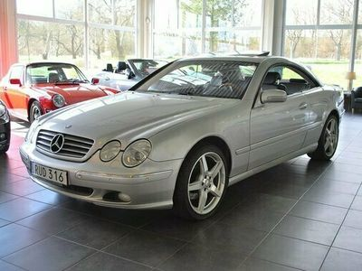 begagnad Mercedes 500 CL BenzFull Historik 2000, Sportkupé 149 000 kr