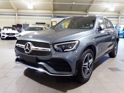 begagnad Mercedes 200 GLCd 4MATIC, AMG Line