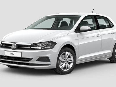 begagnad VW Polo TSI 95 Kampanj Privatleasing