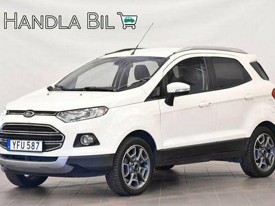begagnad Ford Ecosport 1.0T Titanium Plus