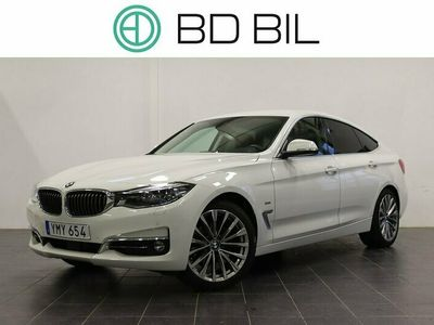 begagnad BMW 320 Gran Turismo d xDrive DRAG HEAD-UP INDIVIDUAL LUXURY LINE EU6