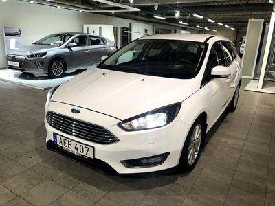begagnad Ford Focus Kombi 1.0 EcoBoost Euro 6 125hk