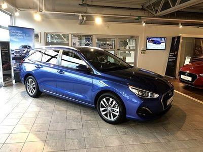 begagnad Hyundai i30 Kombi Nordic Edition +
