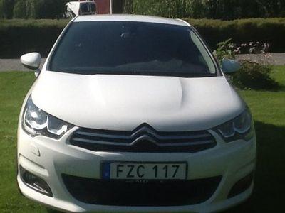used Citroën C4 1,2 Pure Tech 110hk Euro6 -15