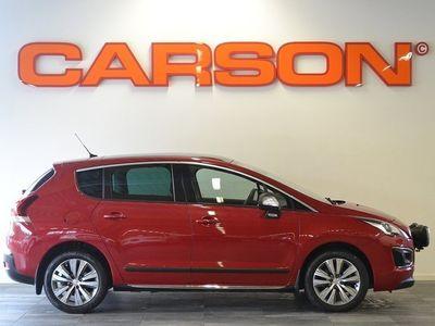 begagnad Peugeot 3008 2.0 HDi Panorama Navi 2014, SUV 137 500 kr