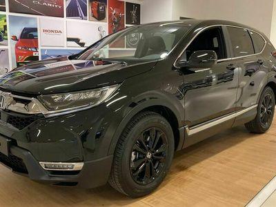 begagnad Honda CR-V SPORT LINE *BLACK EDITION* e:HEV