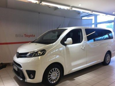 begagnad Toyota Verso Proace1,6 Shuttle 8sits Euro 6