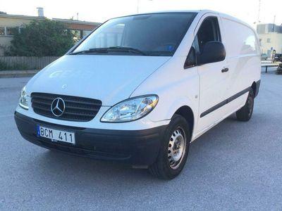 begagnad Mercedes Vito 111 CDI Skåp W639