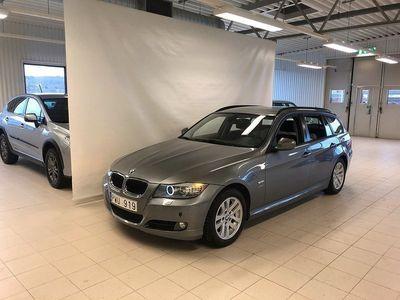 begagnad BMW 320 d xDrive Touring 184hk Drag/Vhjul