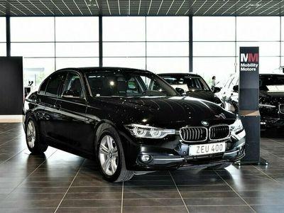 begagnad BMW 320 d xDrive Sedan Steptronic Sport line Euro 6 190hk