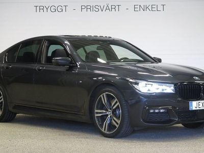 begagnad BMW 730 D XDRIVE M-Sport Executive