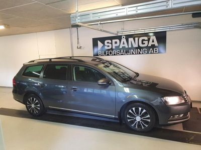 begagnad VW Passat 2.0 TDI BlueMotion Sport 14