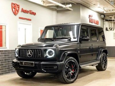 begagnad Mercedes G63 AMG AMG DESIGNO 585hk NEW MODEL