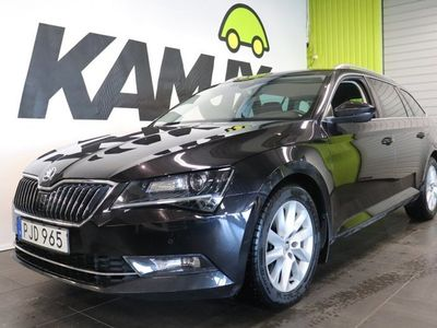 begagnad Skoda Superb 2.0 TDI 4x4 DSG Businessline. Style 2017, Kombi 254 900 kr
