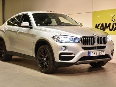 brugt BMW X6 xDrive 40d Night Vision H/K 313hk