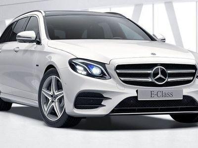 begagnad Mercedes E300 KOMBI PREMIUMPLUS AMG DEMOBIL