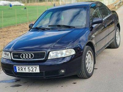 begagnad Audi A4 1,8TS Q
