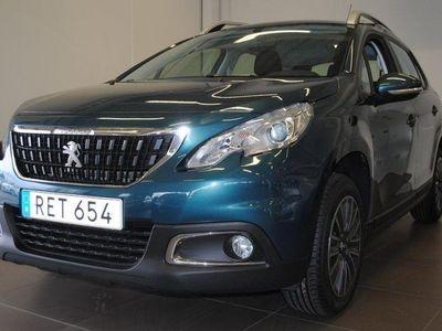 käytetty Peugeot 2008 Active 1,2 VTi 110 Hk