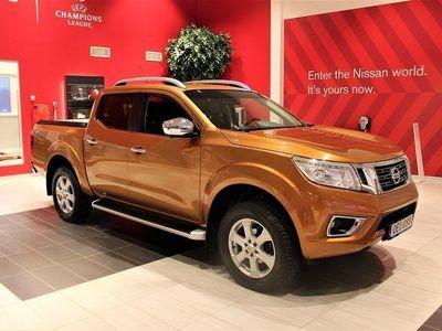 begagnad Nissan Navara 2,3 dCi 4WD 190HK / TEKNA / FLA