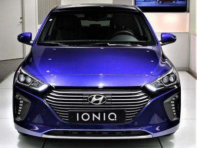 begagnad Hyundai Ioniq Plug in PremiumPlus