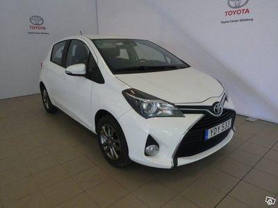 gebraucht Toyota Yaris 5-dörrar 1.33 Dual VVT-i Euro 6 -16