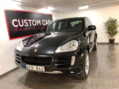 begagnad Porsche Cayenne TipTronic S 290hk GTS Optik